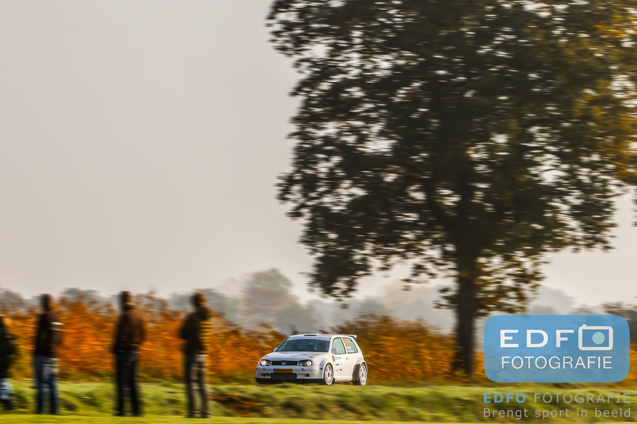 Hans Weijs - Jamilla van Altena - Volkswagen Golf 4 Kitcar - Conrad Twente Rally 2015-567