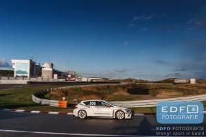 Ren Steenmetz - Sebastiaan Bleekemolen - Michael Bleekemolen - SEAT Leon Cup Racer - DNRT WEK Zandvoort 500