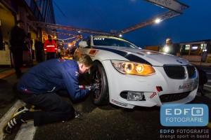 Pieter Crookewit - Mark Harmsen - BMW 320D - Bas Koeten Racing - DNRT WEK Nieuwjaarsrace 2016 - Circuit Park Zandvoort