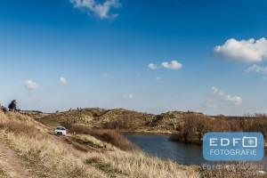 Martin van Iersel - Frans van den Einde - Mitsubishi EVO X - Circuit Short Rally - Circuit Park Zandvoort