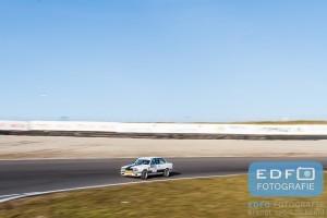Riens Visser - Eric Jan Niemann - BMW 325i E30 - Circuit Short Rally - Circuit Park Zandvoort