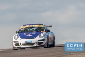 Marcel van Berlo - Bob Herber - Porsche 997 GT3 - DNRT WEK Final 4 - Circuit Park Zandvoort