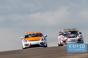 Daniel Rymes - Peter Terting - PROsport Performance - Porsche Cayman - Markus Fischer - Ronja Assmann - Winfried Assmann - Team Flying Horse - Porsche 997 - DNRT WEK Final 4 - Circuit Park Zandvoort