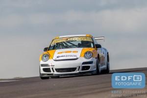 Thijs Heezen - Erwin van Lieshout - Jos Menten - Porsche GT3 - DNRT WEK Final 4 - Circuit Park Zandvoort