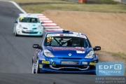 Filip Uyttendaele - Renault Clio - Clio Cup Benelux - Syntix Super Prix - Circuit Zolder