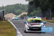 Romain de Geer - Motorsport International - Renault Clio - Clio Cup Benelux - Syntix Super Prix - Circuit Zolder