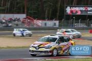 Romain de Leval - Motorsport International - Renault Clio - Clio Cup Benelux - Syntix Super Prix - Circuit Zolder
