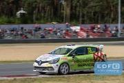 Michael Bleekemolen - Team Bleekemolen - Renault Clio - Clio Cup Benelux - Syntix Super Prix - Circuit Zolder