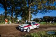 Maik Willems - Gijs Boom - BMW 325i - Conrad Euregio Rally 2014