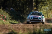 Stefan Schwarz - Heiko Schwarz - Toyota Celica ST 205 GT4 - Conrad Euregio Rally 2014