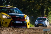 Kevin van Deijne - Harmen Scholtalbers - Ford Fiesta R2 - Conrad Euregio Rally 2014