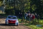 Antoine Biesheuvel - Frans van den Einde - Nissan 350Z - Conrad Euregio Rally 2014