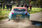 Diter Toprek - Dennis Lippens - Nissan 350Z - Conrad Euregio Rally 2014