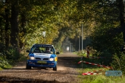 Niek Oude Luttikhuis - Wilbert van den Burg - Nissan Micra - Hans Weijs Motorsport - Conrad Euregio Rally 2014
