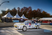 Bertram Altena - Chris Aaltink - Opel Manta i200 - Autosoft Twente Short Rally 2014