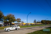 Marc van Loon - Glenn Crooijmans - Ford Escort - Autosoft Twente Short Rally 2014