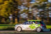Michiel Becx- Kris Botson - Citroen DS3 R3T - Conrad Euregio Rally 2014