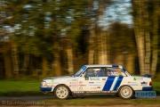 Thom de Jong - Sjoerd Weernink - Volvo 240 Turbo - Conrad Euregio Rally 2014