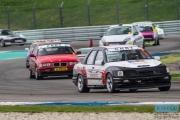 Henny Veenings - Ford Sierra - DNRT Sport klasse - TT-Circuit Assen