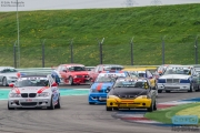 Floris van den Heuvel - BMW 130i - Alexander Japin - Renault Megane - DNRT Sport klasse - TT-Circuit Assen