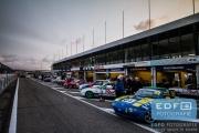 DNRT Endurance Finale Races 2014 op Circuit Park Zandvoort - Vroege start