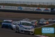 Start DNRT Endurance Finale Races 2014 - Remko Eijling - VW Golf TDi