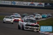 DNRT Endurance Finale Races 2014 op Circuit Park Zandvoort - Biesheuvel Autosport - BMW 325i E30