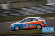 DNRT Endurance Finale Races 2014 op Circuit Park Zandvoort - DNRT 3 - Seat Ibiza TDi