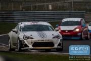 DNRT Endurance Finale Races 2014 op Circuit Park Zandvoort - Toyota GT86 Cup