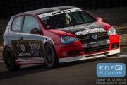 DNRT Endurance Finale Races 2014 op Circuit Park Zandvoort - KingCap - VW Golf TDi
