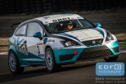 DNRT Endurance Finale Races 2014 op Circuit Park Zandvoort - Ferry Monster Autosport 3 - Seat Ibiza TDi