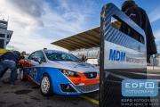 DNRT Endurance Finale Races 2014 op Circuit Park Zandvoort - DNRT 3 - MDM Motorsport - Seat Ibiza TDi