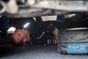 DNRT Endurance Finale Races 2014 op Circuit Park Zandvoort - Onder de auto