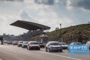 DNRT Endurance Finale Races 2014 op Circuit Park Zandvoort - Start race deel 2