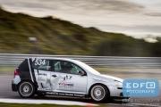 DNRT Endurance Finale Races 2014 op Circuit Park Zandvoort - Van den Broek Sport - VW Golf TDi
