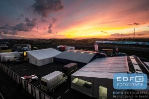 DNRT Endurance Finale Races 2014 op Circuit Park Zandvoort - Zonsopkomst