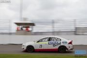 Marcel Roeleveld - Bas Baars - Volvo S60D - Sportklasse - DNRT Super Race Weekend - Circuit Park Zandvoort