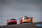 Mark Harmsen - Saker - GertJan Konijnendijk - BMW E36 - Supersportklasse - DNRT Super Race Weekend - Circuit Park Zandvoort