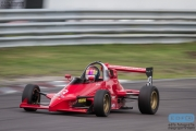 Nils Jorge Jorgensen - Reynard SF87 - DNRT Super Race Weekend - Circuit Park Zandvoort