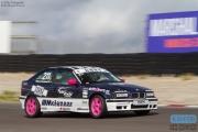 Vivienne Geuzebroek - BMW 318 Ti - DNRT B18 Cup - DNRT Super Race Weekend - Circuit Park Zandvoort