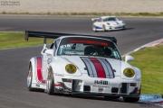 Jan van Es - Porsche 993 - Porsche Club Historic Racing - DNRT Super Race Weekend - Circuit Park Zandvoort