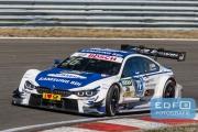 Maxime Martin - BMW M4 DTM - BMW Team RMG - DTM Circuit Park Zandvoort