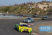 Mike Rockenfeller Audi RS5 DTM - Audi Sport Team Phoenix -  DTM Circuit Park Zandvoort