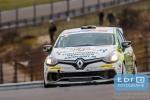 Sebastiaan Bleekemolen - Meilvin de Groot - Renault Clio - Final 4 2017 Circuit Park Zandvoort
