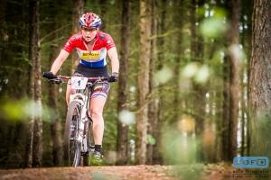 Anne Terpstra - MPL Stappenbelt MTB Trophy 2014 - Apeldoorn