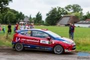 Mats van den Brand - Eddy Smeets - Ford Fiesta R2 - GTC Rally 2014 - Etten-Leur