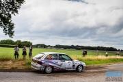 Jacco Hartog - Joyce Ruiter - Opel Astra Kitcar - GTC Rally 2014 - Etten-Leur