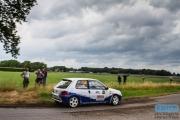 Henrik Munk Hansen - Mike van den Brink - Peugeot 106 S16 - GTC Rally 2014 - Etten-Leur