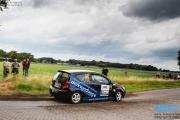 Sjoerd van Eijk - Ilse van de Sande - Chevrolet Kalos - GTC Rally 2014 - Etten-Leur