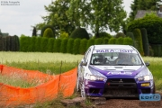 Piet van Hoof - Max Jacobs - Mitsubishi Lancer EVO 10 - GTC Rally 2014 - Etten-Leur